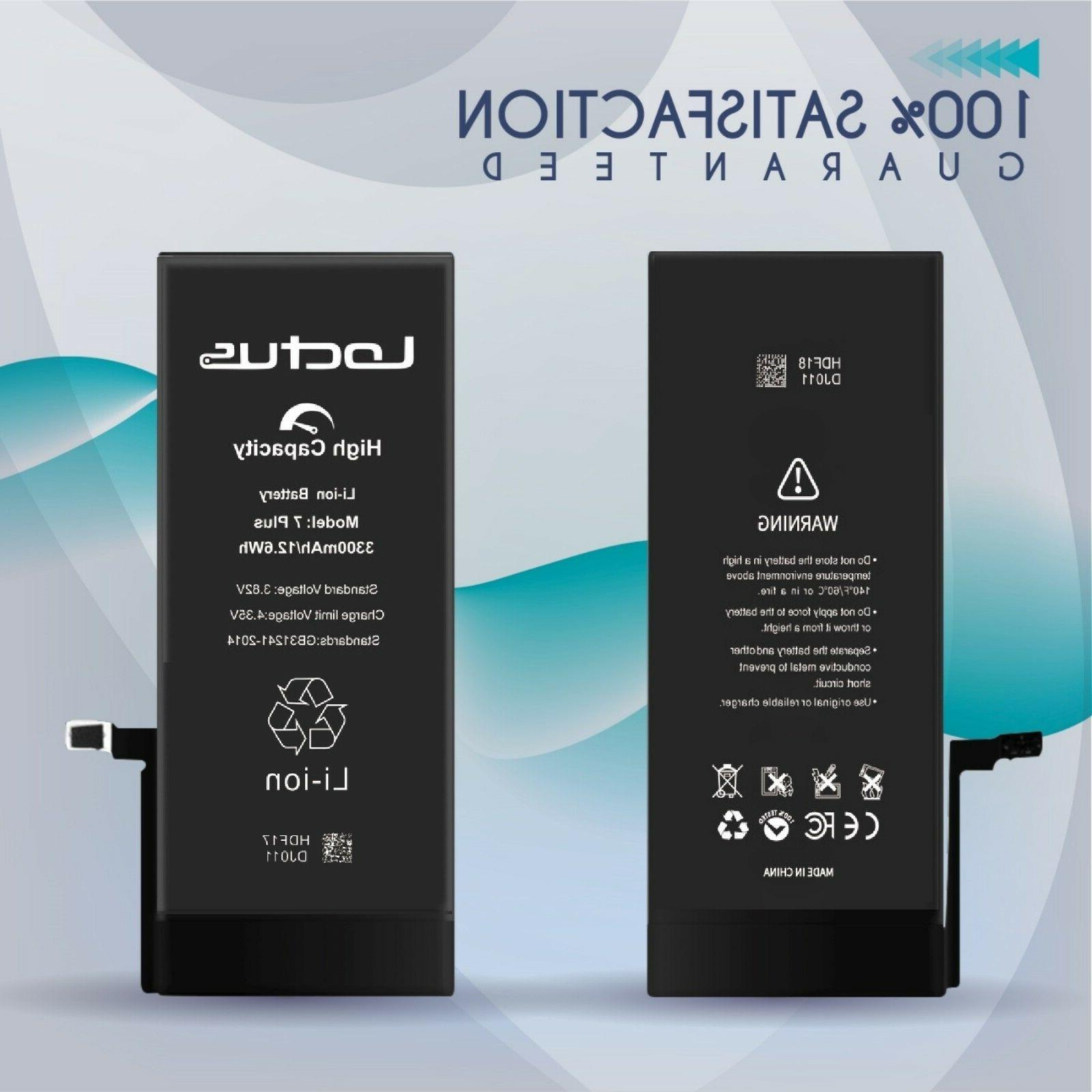 3300mAh Replacement Battery iPhone Complete Guarantee