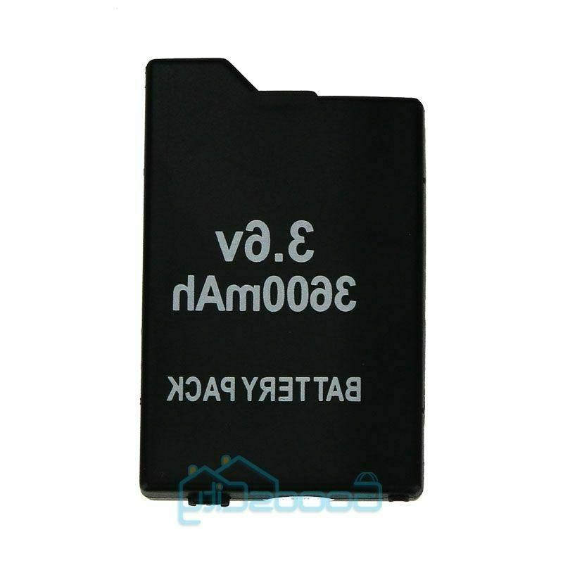 3600mAH BATTERY PSP 3000 lite / WALL