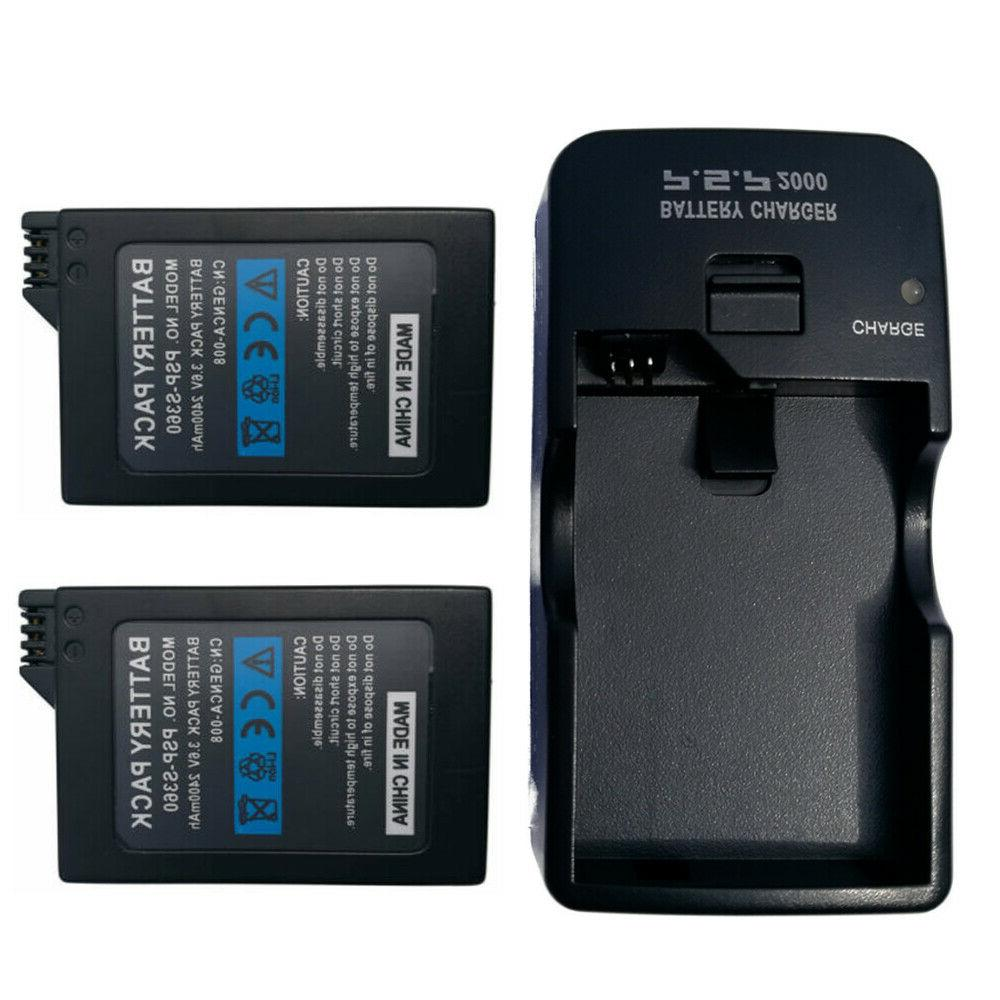 3600mah battery pack for psp 1000 2000