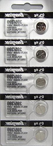 Energizer 395 or 399 Button Silver Oxide SR927SW Cell Watch