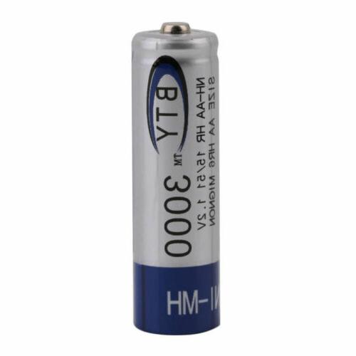 4-20pc BTY Rechargeable Battery Ni-MH