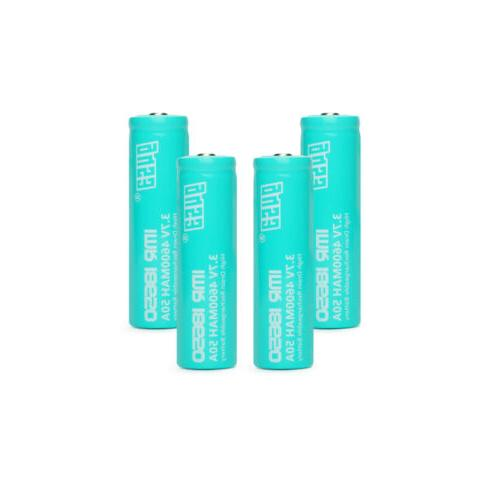 4Pcs Rechargeable Battery 3.7V High-capacity From