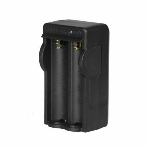 Rechargeable Li-ion Batteries Charger