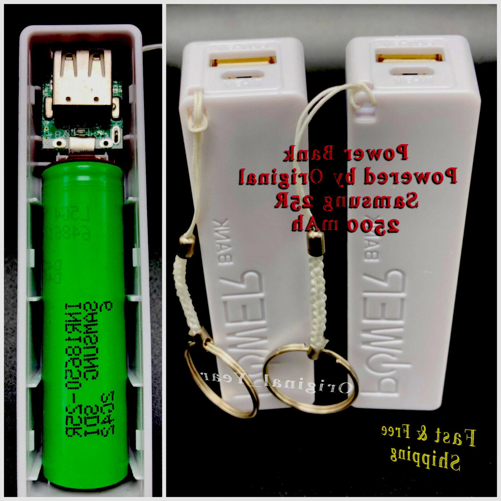 5 inr18650 25r 18650 rechargeable