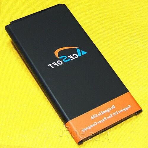 6190mah extended slim battery for samsung galaxy