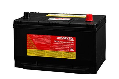 ACDelco Professional Automotive Group Battery