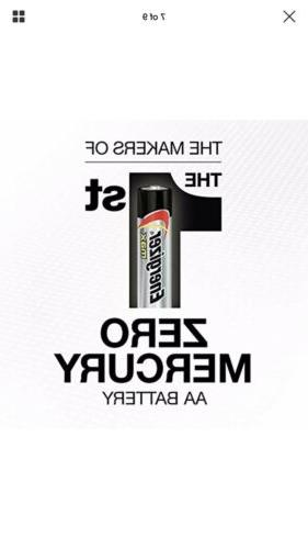 AA Energizer 20 Pack Battery E91LP-20
