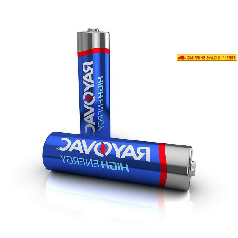 Rayovac Batteries, Double A Batteries