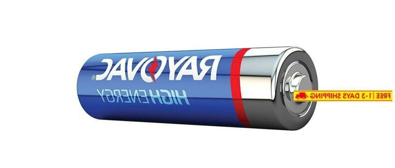 Rayovac Double Batteries