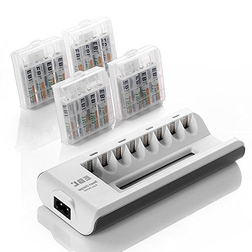 aaa battery rechargeable batteries