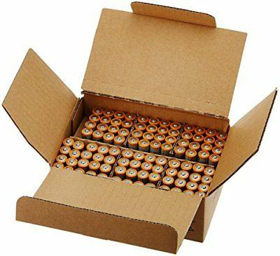 AmazonBasics Alkaline Batteries