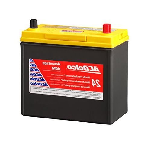 ACDelco ACDB24R Automotive Battery