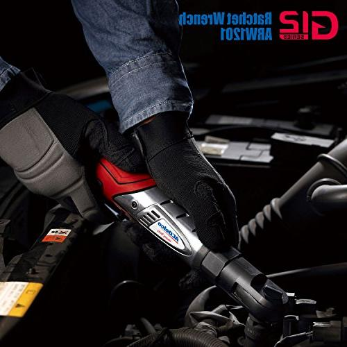 ACDelco Cordless Wrench of max with and Charger,