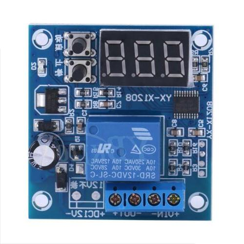 Auto Battery Low Cut Switch Protect Board