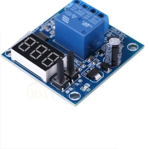 Auto Battery Low Cut off Turn Switch Protect Board