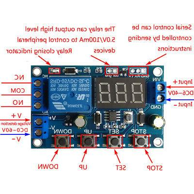 Battery Discharger Under Protection Module