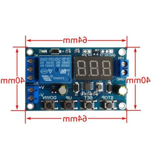 Battery Charge Discharge Under/Over DC 6-40V