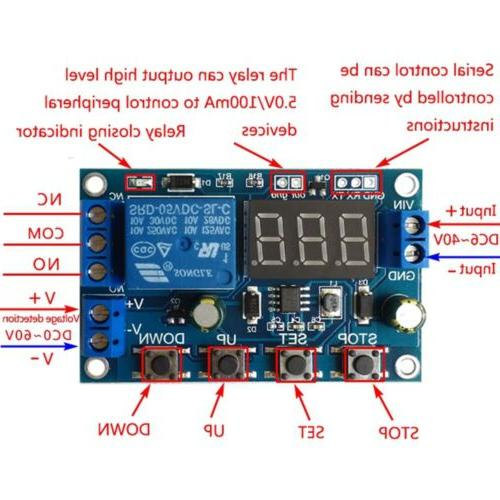 Battery Under/Over Voltage Protection DC TW