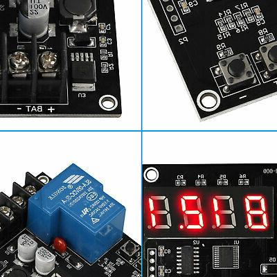 Battery Discharger Board Under Voltage Protection Module US