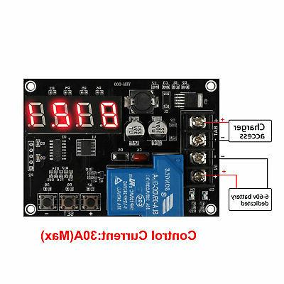 Battery Discharger Board Under Over Voltage Protection Module US