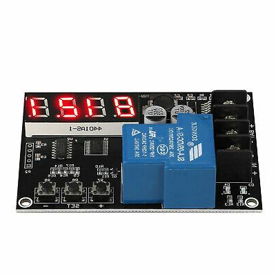 Battery Charger Discharger Under Protection Module