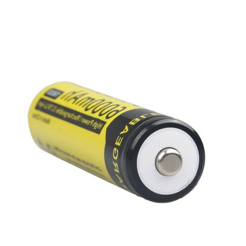 Airkoul BRC 18650 Battery Li-ion Rechargeable For
