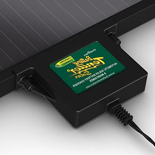 Battery Tender Solar and with Microprocessor