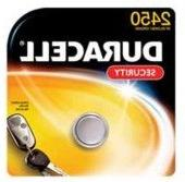 Duracell - 2450 3V Lithium Coin Battery - long lasting batte