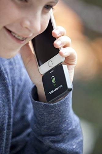 KICKCHARGE Compatible with - Emergency, Single-Use Mobile Battery Pack for Charging On The Go Great for Use, Travel, Camping