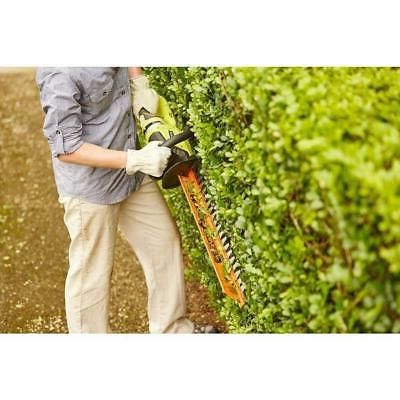 Cordless Hedge 22 in. 18V Lithium-Ion Blades Lawn TOOL