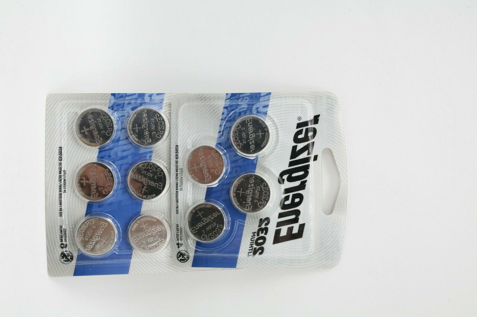 Energizer Lithium Coin Cell 1 Pack ea 4 6 Batteries