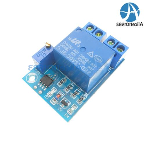 DC 12V Battery Low Voltage Controller Protection Module