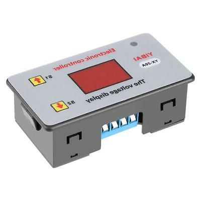 DC 12V Voltage Control Module Storage