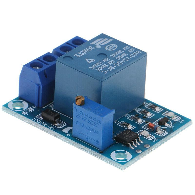 DC12V Battery Low Automatic off Controller Protection Switch Mod