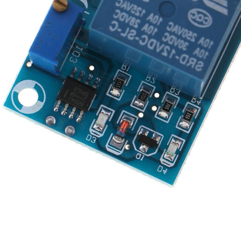 DC12V Battery Voltage Automatic Cut Controller Protection Mod