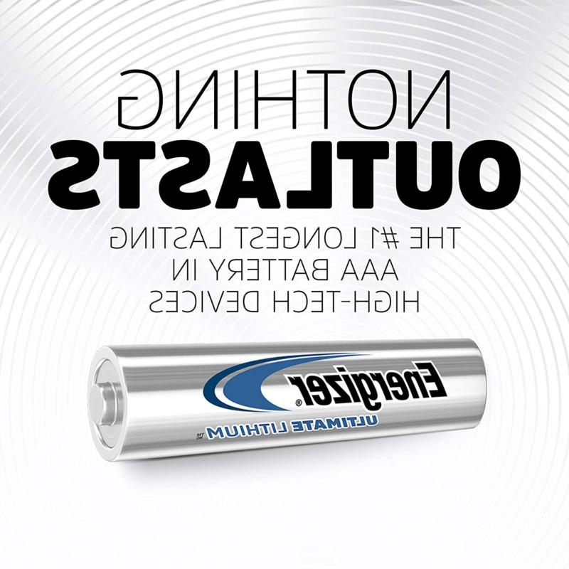 Energizer Ultimate Lithium A Battery , L