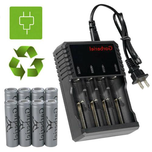 flat top 18650 battery rechargeable 3 7