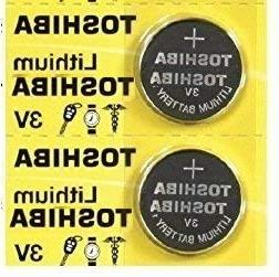 2 PACK FOB Replace Jeep Grand Cherokee Key Fob Battery 2008,