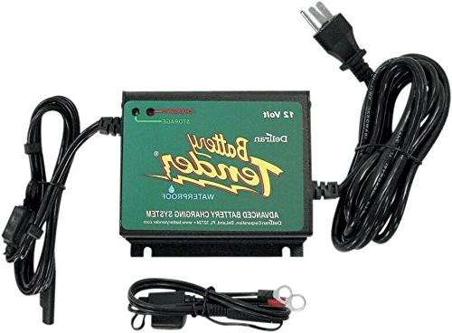 fully automatic 12v 5a 5amp shop charger