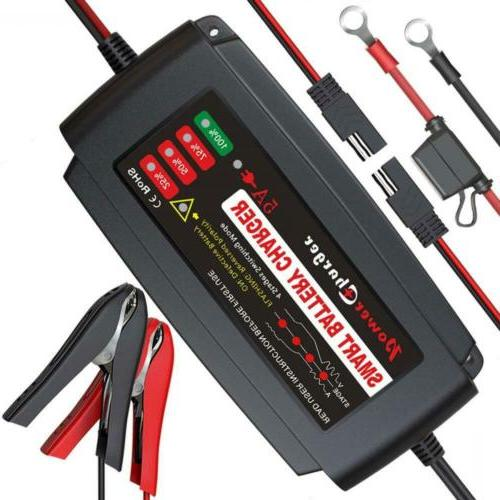fully automatic battery charger 4
