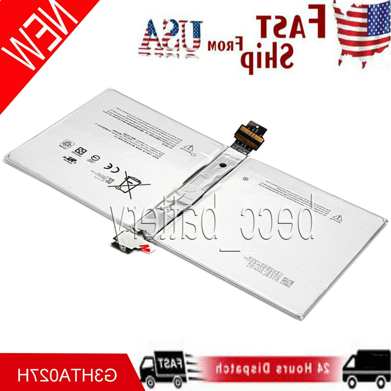 g3hta027h battery replacement for microsoft surface pro