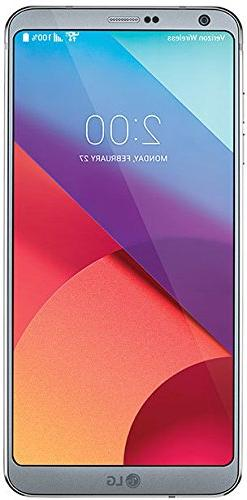 LG G6 VS988 - Ice Platinum - 32GB - Verizon