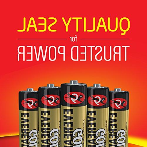 Eveready Gold Batteries, 36 Count