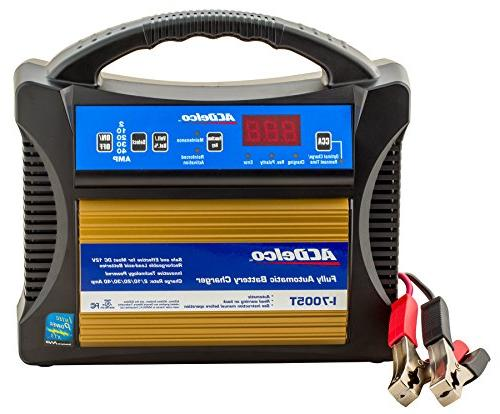 i 7005t 40 amp battery charger
