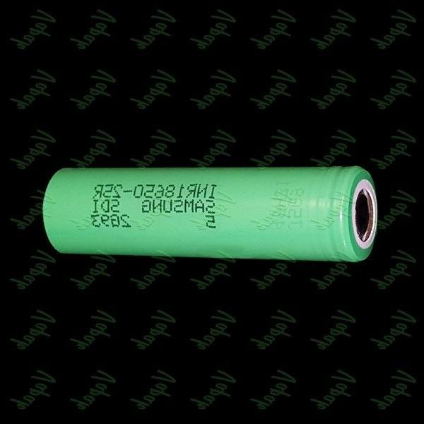 Samsung INR 2500mAh/20Amp Flat Rechargeable Battery