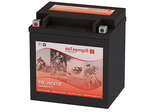 interstate battery fayix30l powersports replacement 385cca