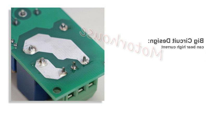 Lead Voltage Cut Switch Excessive Protection