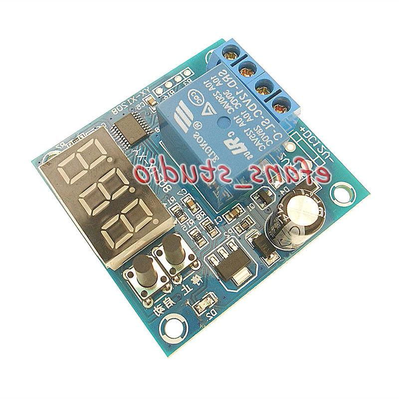 Led Display Low On Switch Excessive Board