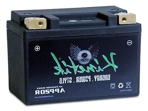 lifepo4 20 24ah battery