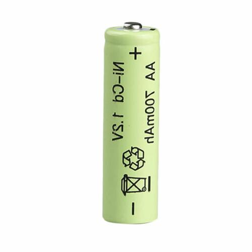 Lot Rechargeable Batteries Garden LED